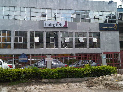 Sterling Bank Branch