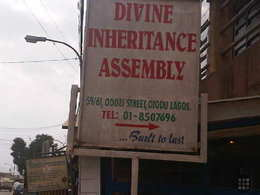 Divine Heritage Assembly
