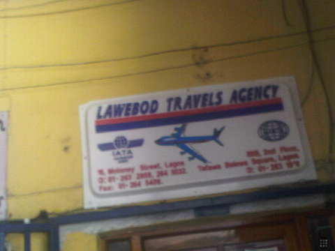 Lawebod Travels Agency