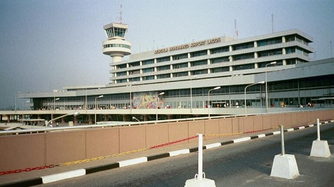 Heavy Smoke Causes Panic at Lagos Airport