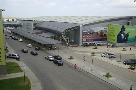 Image result for Murtala Muhammed Airport Terminal 2,