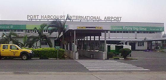 Port Harcourt International Airport (Omagwa)