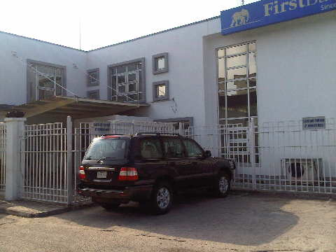 First Bank Nig PLC
