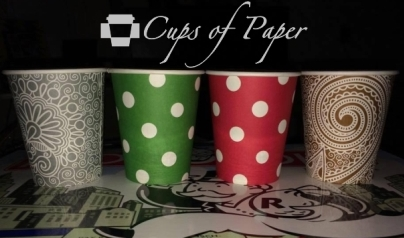 Cups of Paper