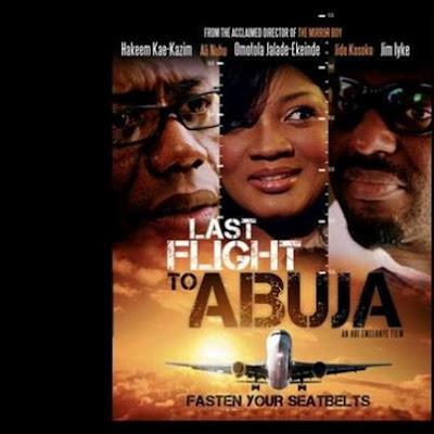 Last Flight Is The No. 2 Film In West African Cinemas Right Now? Yay!