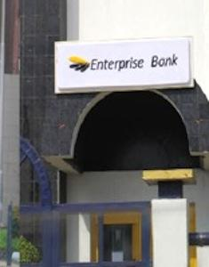 Sacked Workers Of Enterprise Bank Disrupt Operations At Hq
