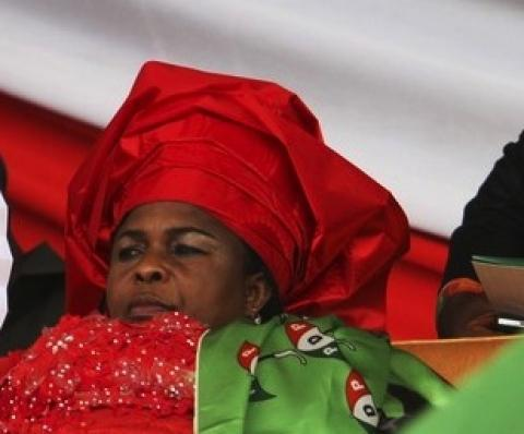 Nigeria's First Lady Hospitalized In Germany