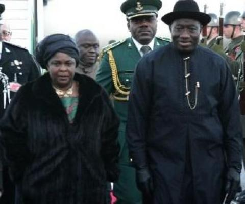 Ailing First Lady To Accompany President Jonathan...