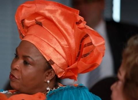 Patience Jonathan Battles Parkinson's Disease