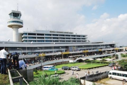 Armed Robbers Raid The Departure Lounge Of Lagos International Airport