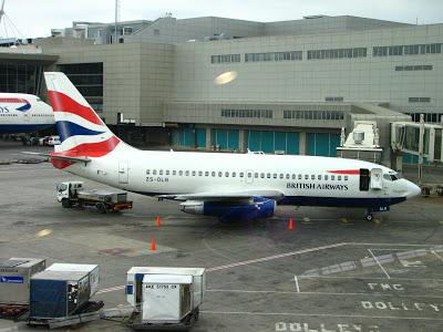 NCAA grounds British Airways flight in Abuja over engine problem
