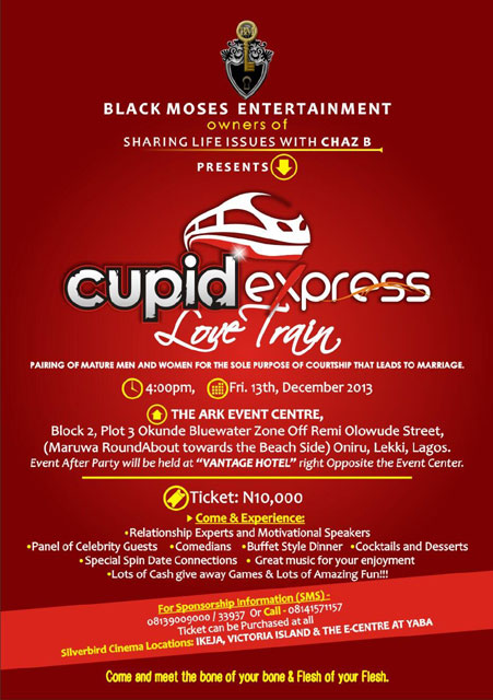The Cupid Express Love Train